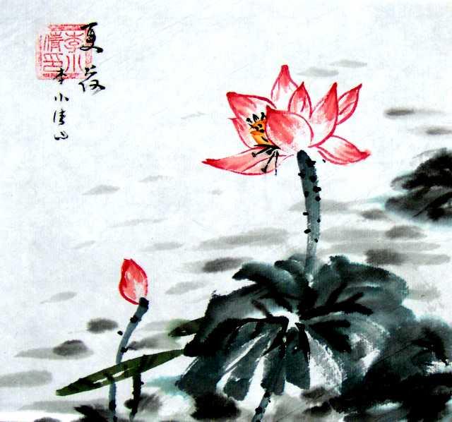 Peintures chinoises HPIM0223